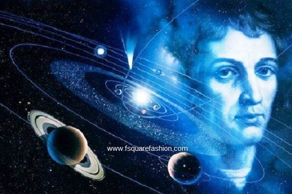 Nicolaus Copernicus rocked the church with his heliocentric view of the Solar System.
